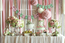 Charlotte-Shabby Chic Dol Party