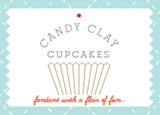 Candy Clay Cupcakes
